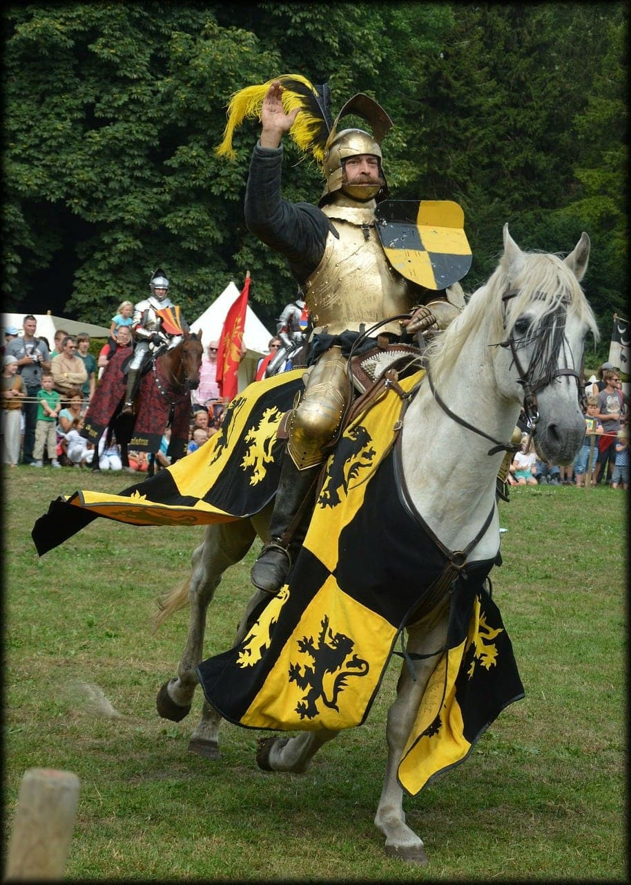 Jousting Knight Challenge
