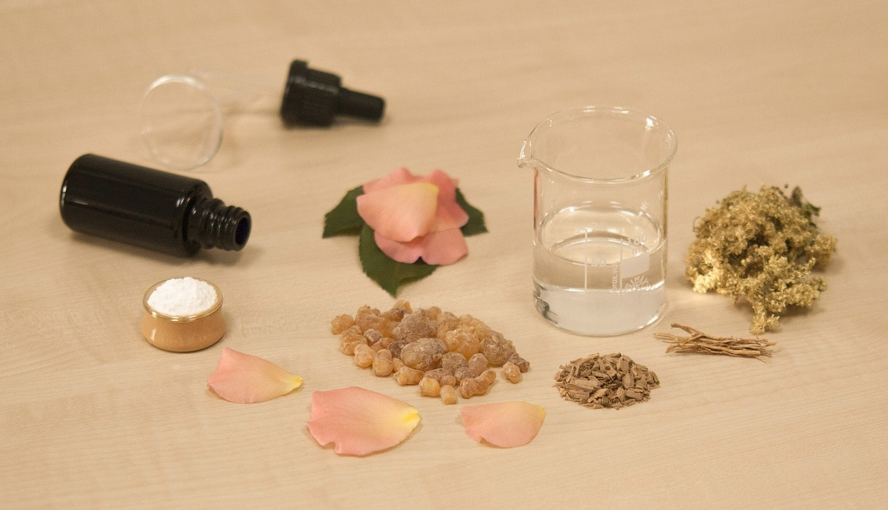 creating aromatherapy