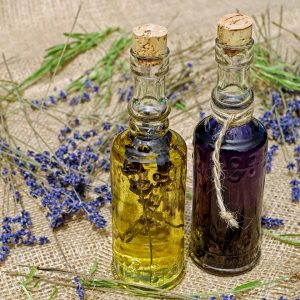 Complementary therapy oils